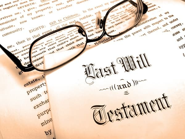 Planning for Your Business in Your Will