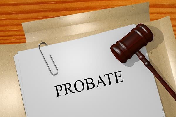 Letter of Office in Probate Proceedings